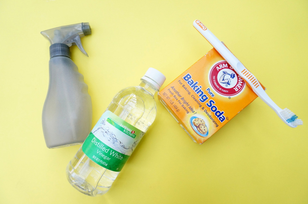 vinegar, cleaning tips, household tips, cleaning, home and garden